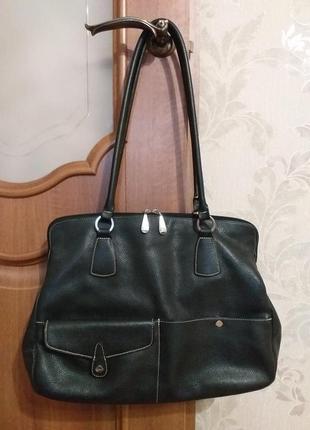 Kesslord кожаная сумка французского бренда