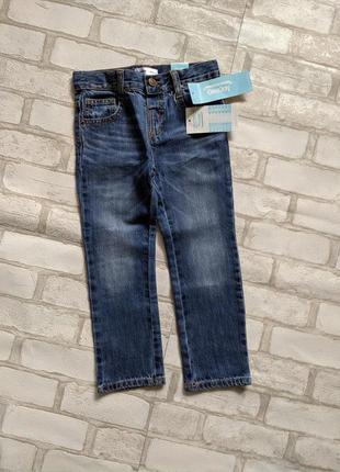 Новые джинсы на мальчика 3-4 года
