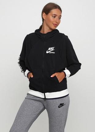 Кофта свитшот худи nike womens sportswear оригинал! - 20%