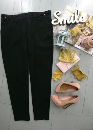 Актуальные укороченные зауженные брюки скинни дудочки сигаретки №349 next