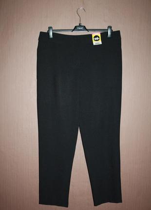 Актуальные зауженные и укороченные брюки №21 george