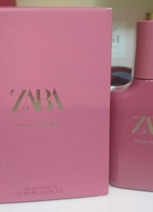 Жіночі парфуми zara pink flambe 30 ml