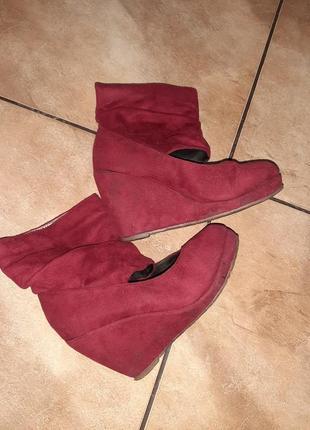 Брендовые туфли насочек