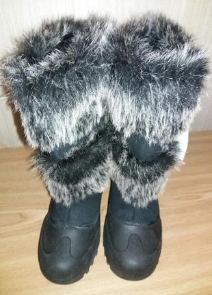 Cold front зимние ботинки унты из сша