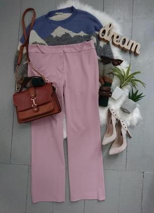 Актуальные прямые брюки №345 dorothy perkins
