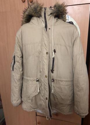 Продам зимнюю парку/куртк