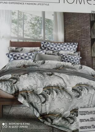 Комбинированный комплект постельного белья, комплект постільної білизни