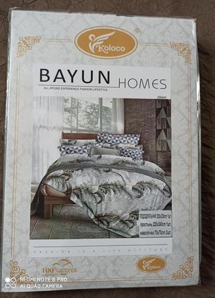 Комбинированный комплект постельного белья, комплект постільної білизни2 фото