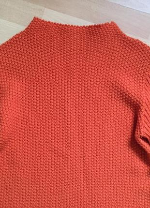 Шерстяный свитер гольф батал marks & spenser