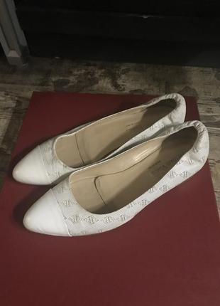 Туфли,балетки virgilli оригинал италия