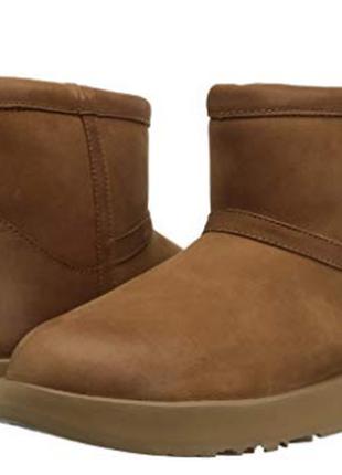 Ugg australia непромокаемые ботинки, угги оригинал из америки очень теплые