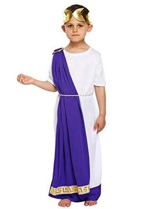 Грек римлянин цезарь 8-10 лет костюм