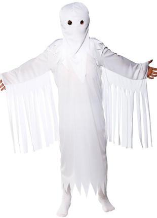 Привидение призрак зомби 7-9 лет костюм