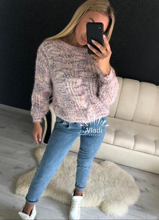 Женский мягенький свитер