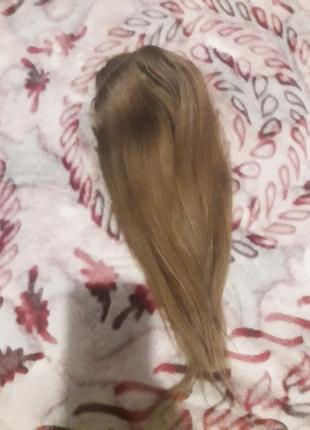 Трессы натуральные,словянка,детские волосы