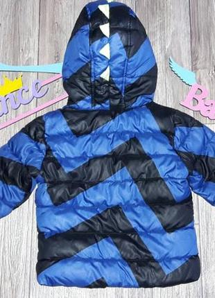 Классная демисезонная куртка р.12-18  мес