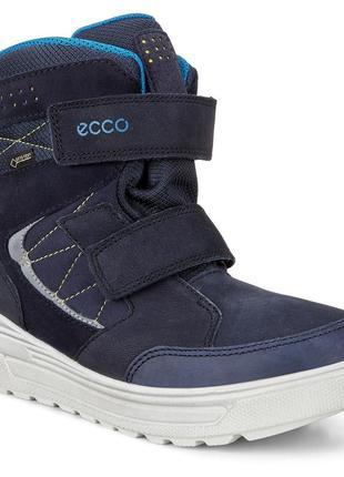 Ботинки зимние ecco urban snowboarder-37, 38, 39