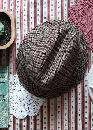 Шляпа шерсть англия размер 7 57 м