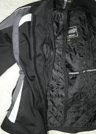Rksports motorcycle куртка байкерская мотоодежда экиперовка текстиль