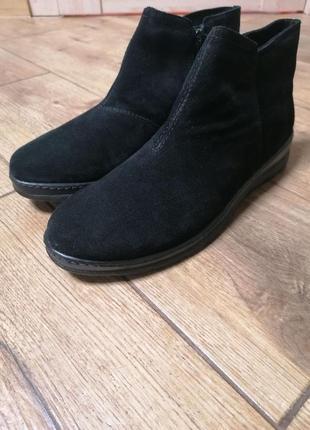 Красивые ботинки inblu