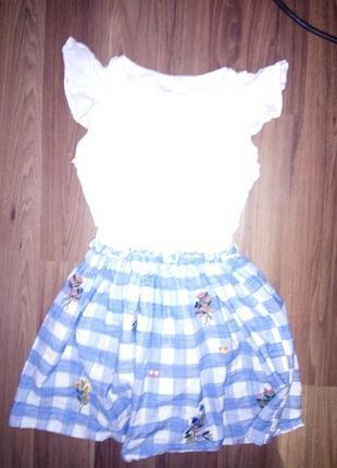 Продам платье некст на девочку