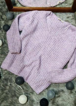 Скидки на все свитера!! свитер с v-образным вырезом george