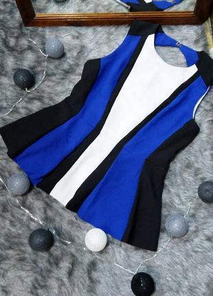 Блуза кофточка с вырезом на спинке h&m