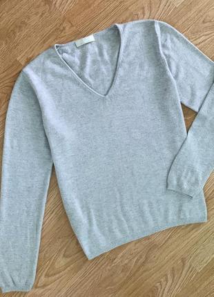 Кашемировый свитер marks & spencer