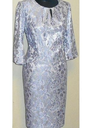 Белорусский трикотаж! белорусские платья! беларусь!  нарядное платье, р. 56-58