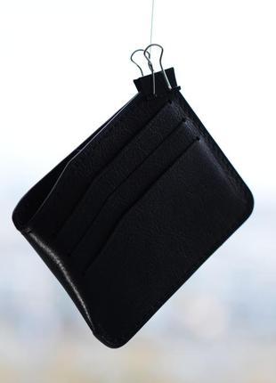 Именной кошелек картхолдер (cardholder) ручная работа handmade