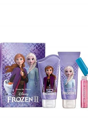 Детский набор avon frozen from the movie disney - 2 сезон