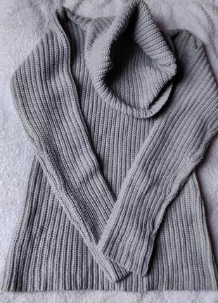 Женский свитер, свитерок, вязаная туника