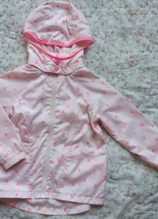 Куртка вітровка h&m 3-4 роки 98-104 см