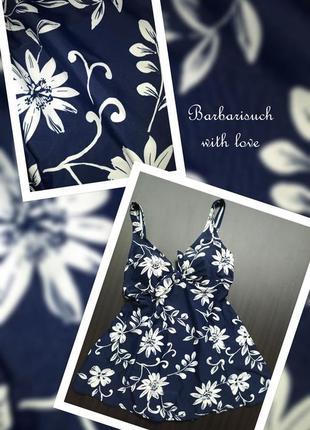 Купальник платье bm uk18 большой размер