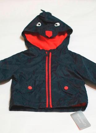 Утеплнная куртка на флисе