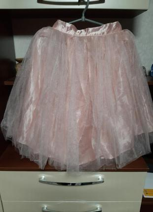 Фатиновая юбка 12л