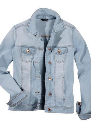 Sale -50%! джинсовый пиджак esmara