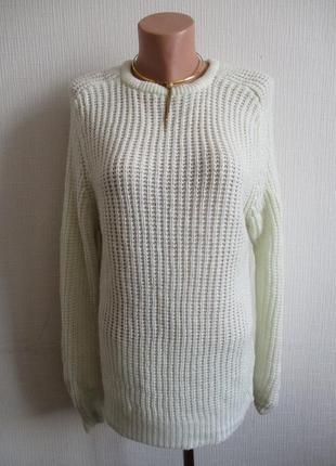 Sale -50%! вязаный свитер canda