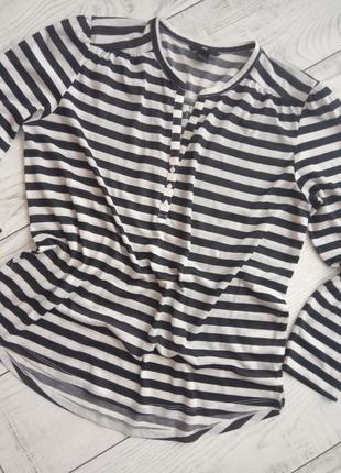 Кофта оверсайз блузка рубашка