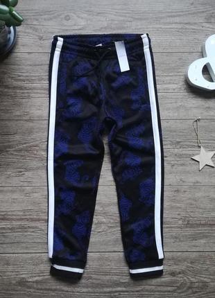 Стильные спортивные штаны lindex 6-7 лет.