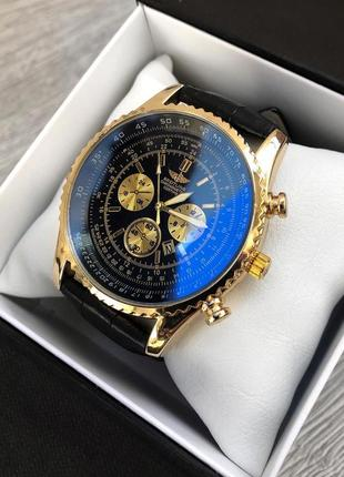 Наручные часы breitling black g-bk