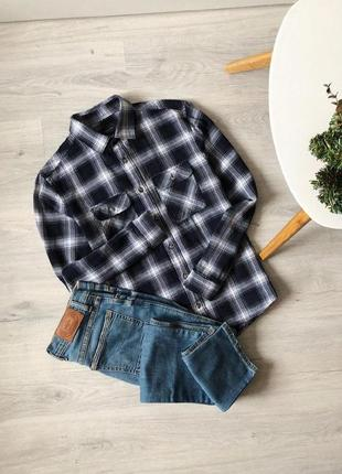 Кльова плотна рубашка
