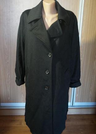 Суперское, шерстяное пальто