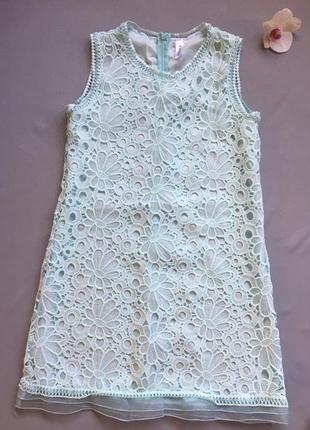 Мереживне плаття