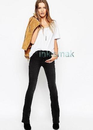 Джинсы брюки f&f uk 14 высокий рост
