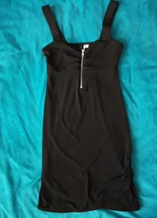 🥀шикарное маленькое чёрное платье от h&m
