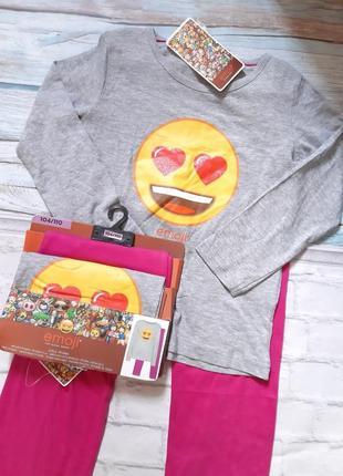 Пижама дисней серия emoji