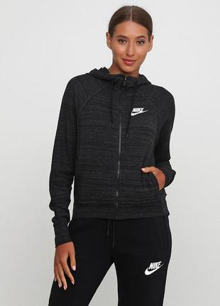 Кофта свитшот худи nike womens sportswear advance 15 оригинал! - 20%