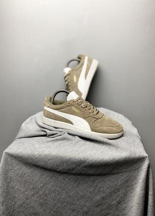 Крутые кроссовки puma icra trainer sd