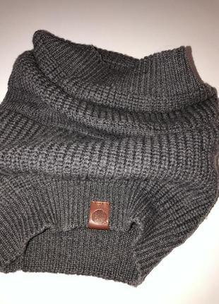 Buff шарф хомут из шерсти мериноса